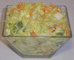 Toppertje salade - 500 gram