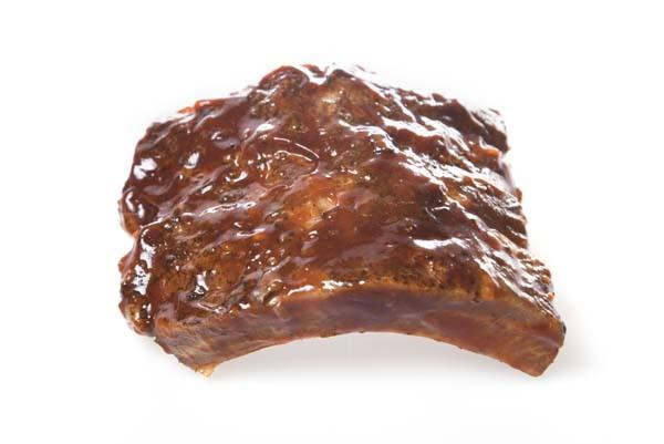 Spare-ribs gegaard/ gemarineerd (BBQ)