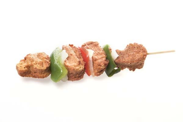 Vegetarische shaslick p.st.(BBQ)