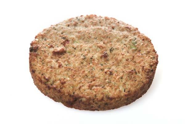 Vegetarische groenteschijf p.st.(BBQ)