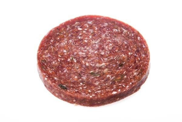 Runderhamburger per stuk (BBQ)