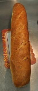 Stokbrood wit  per stuk